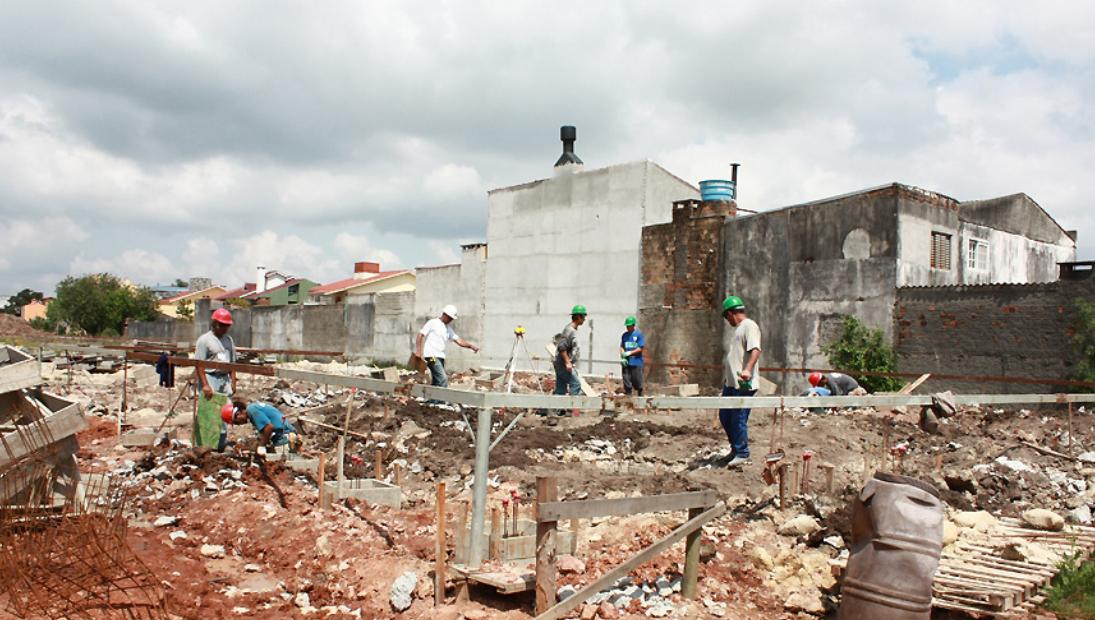 Fundacões Ricardo Ramos